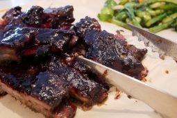 Mustikkakastike – BBQ glaze superfoodista!